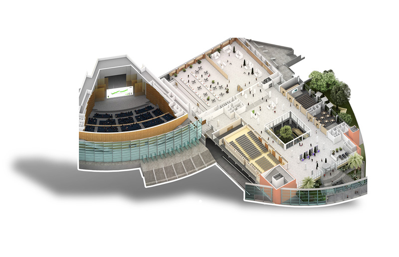 Marseille Chanot - Palais des Congrès - 1er