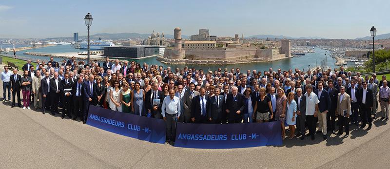 Les ambassadeurs du - Club M -