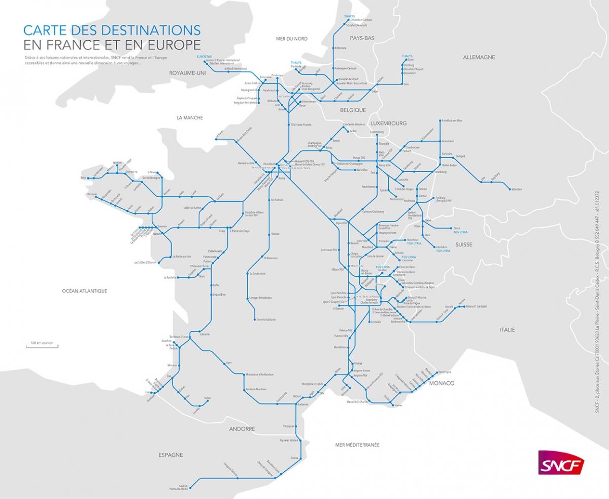 Aéroports & gares - Voyage incentive à Marseille