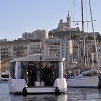 Le Ferry-Boat de la Ville de Marseille
