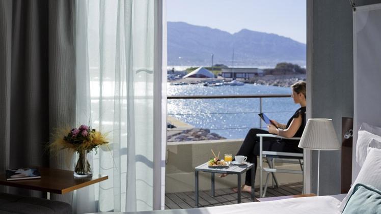 Pullman Marseille Palm Beach - cbr 1