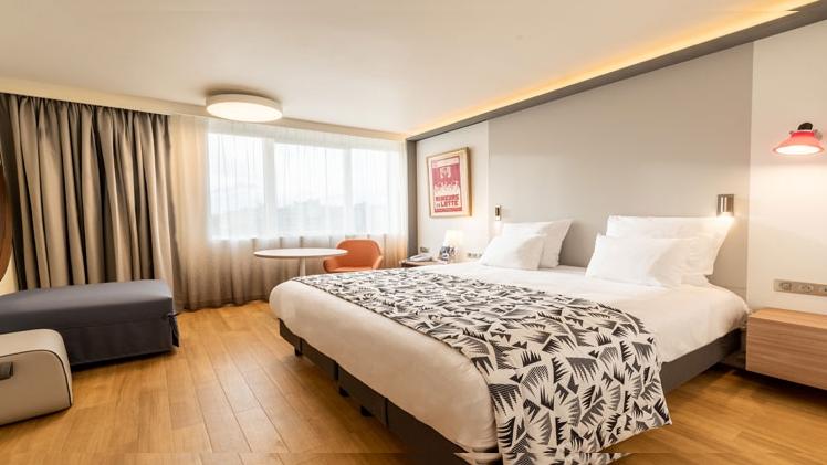 Mercure Prado Chambre