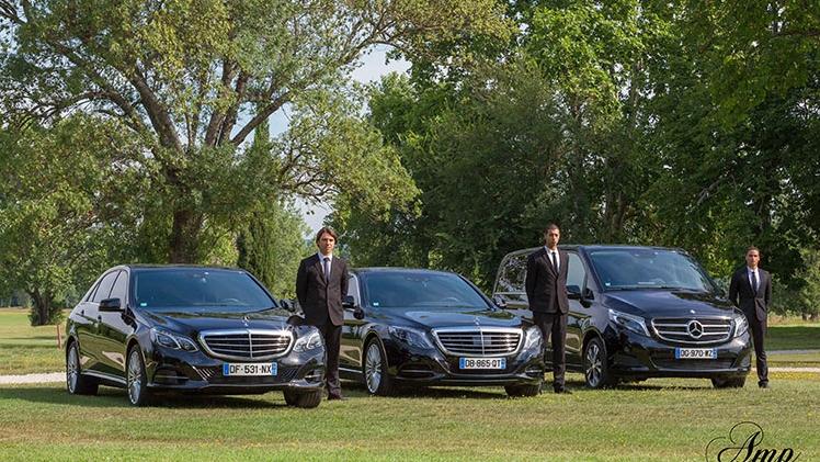 amp limousine tous les vehicules