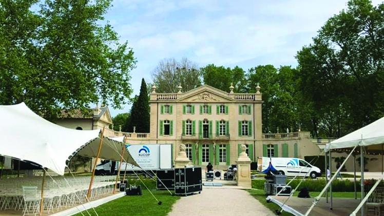 aucop castle of tourreau