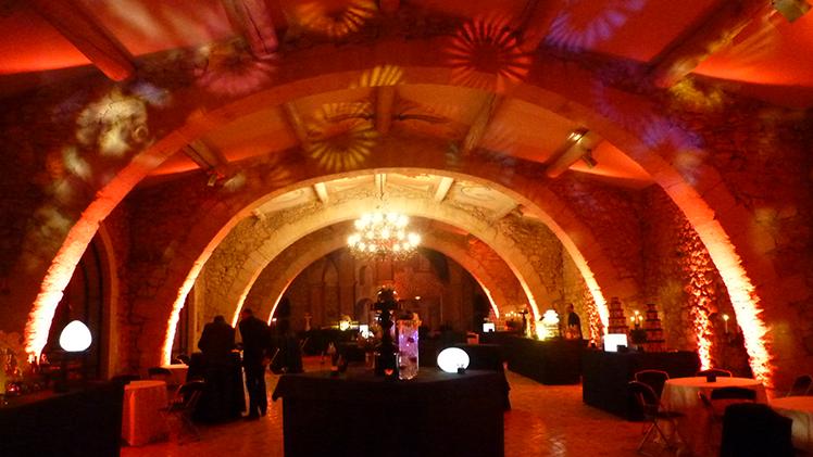 chateau pont royal cocktail dinatoire