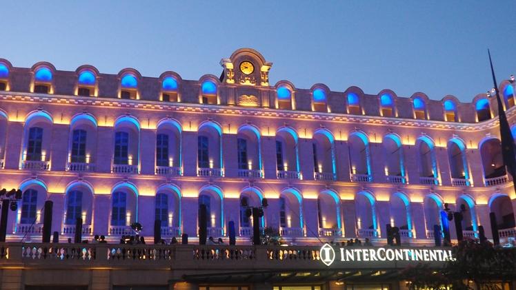 EBS - Intercontinental