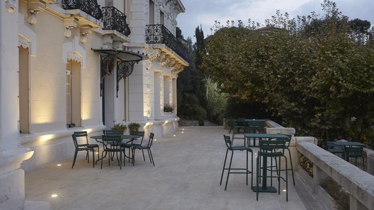 villa gaby terrasse