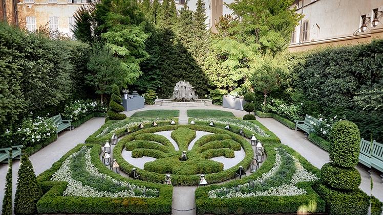 hotel de caumont centre d'art jardin