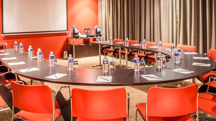 Hipark - vue salle de réunion