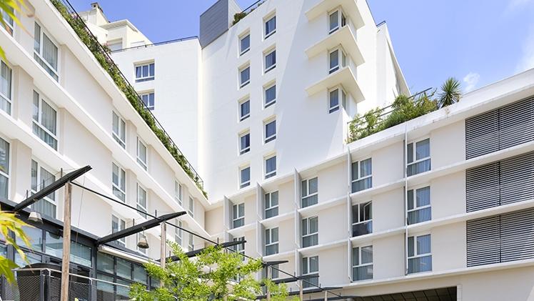 Holiday Inn Marseille - vue extérieure
