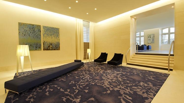 InterContinental Hôtel Dieu - salon