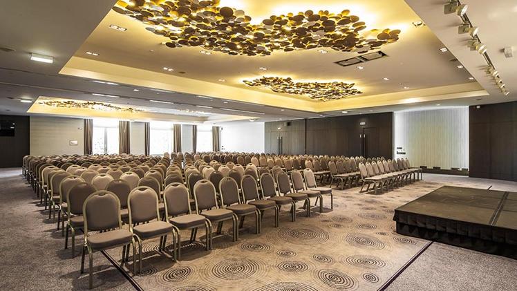 Intercontinental Hôtel Dieu - vue d'une salle de réunion