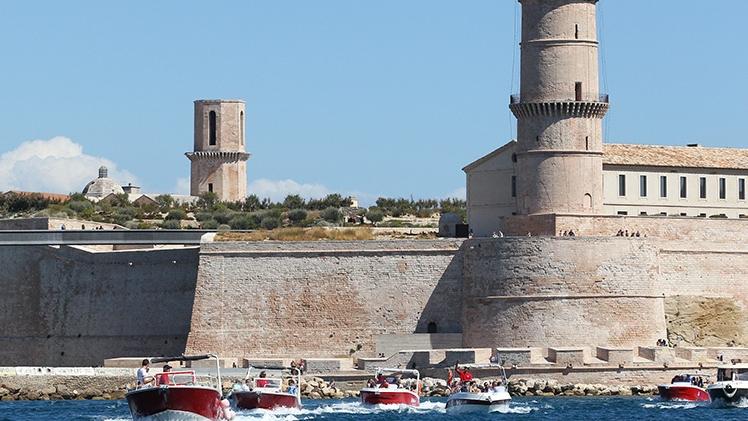 ISY Provence - activité mer