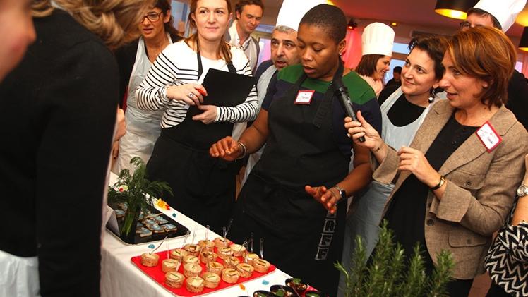 ISY Provence - activité cuisine
