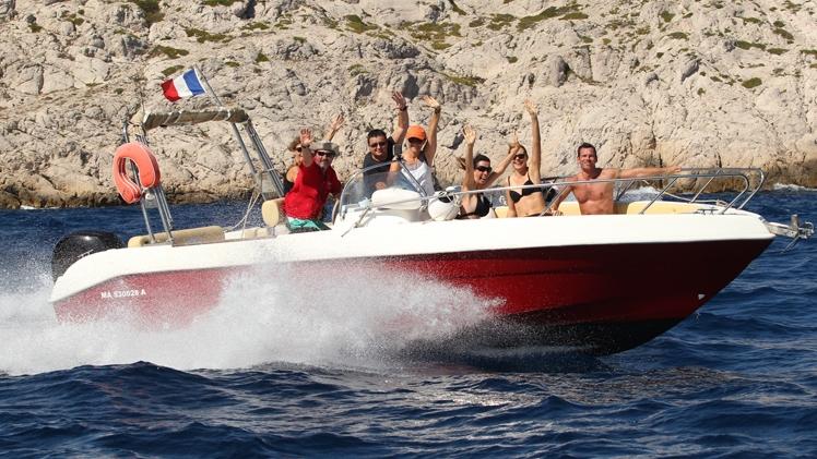 ISY Provence - activité mer 2