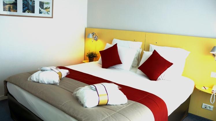 Mercure Prado room