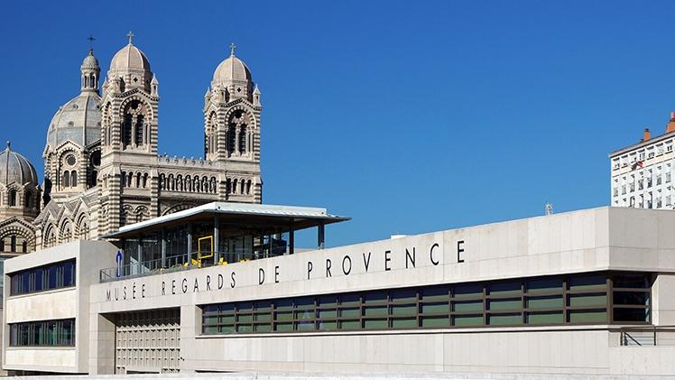Musée Regards de Provence - vue extérieure