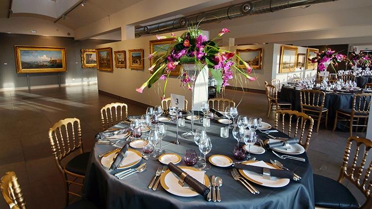 Musée Regards de Provence - repas