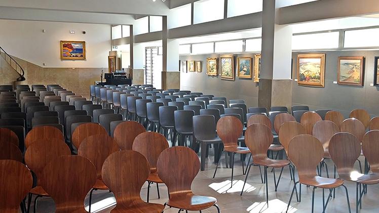 Musée Regards de Provence - salle de réunion