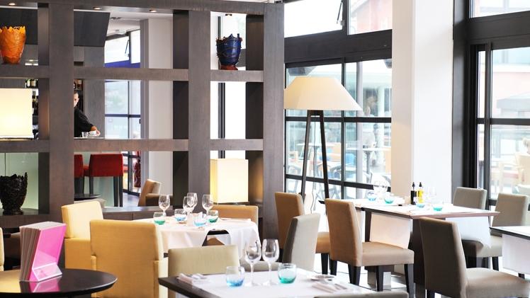 New Hotel of Marseille resto