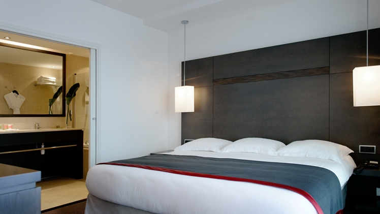 New Hotel of Marseille room 2