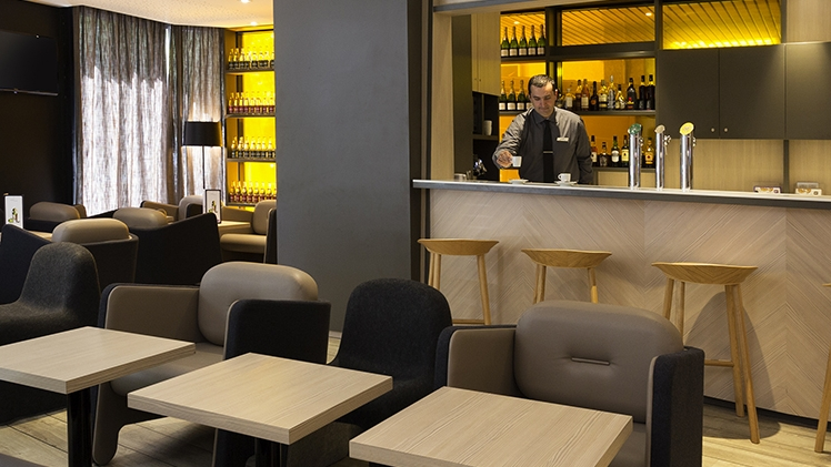 Novotel Marseille Prado - vue bar