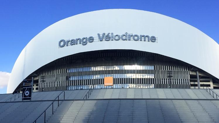 orange velodrome - ext
