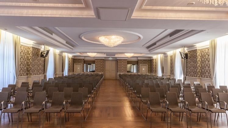 Palais du Pharo - vue salle de réunion 2