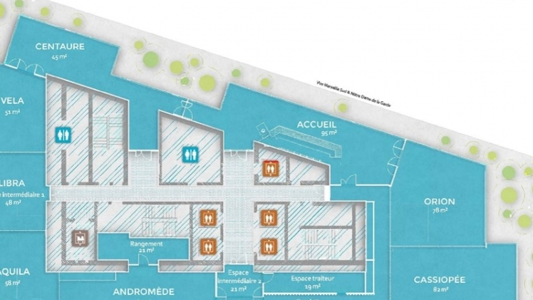 WTC Plan Sky Center