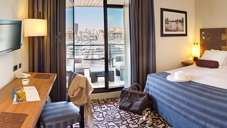 Radisson Blu Hotel - vue chambre
