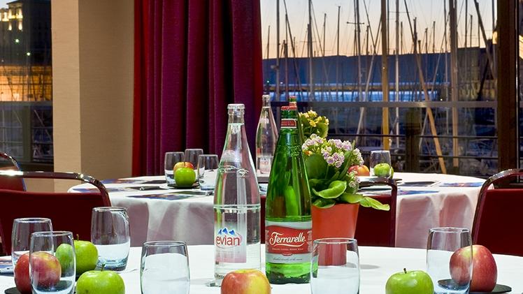 Radisson Blu Hotel - vue restaurant