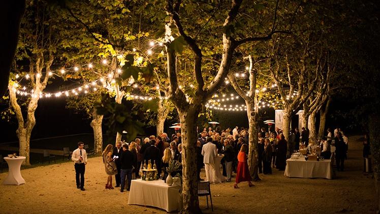 chateau lacoste reception nocturne