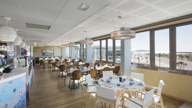 Musée Regards de Provence - restaurant