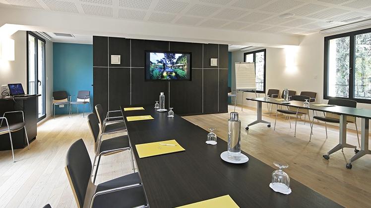le pigonnet salle de réunion