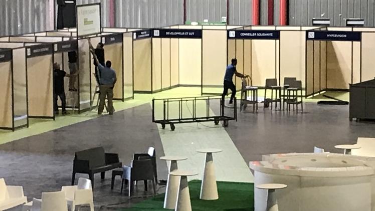 Séminaire EDF Halle de Martigues