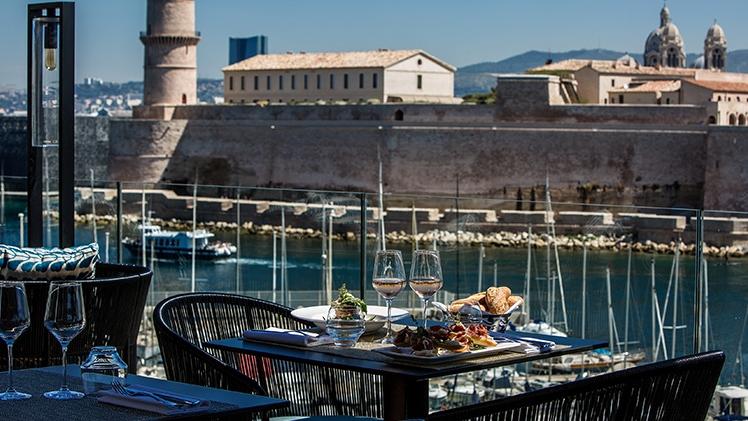 Sofitel marseille vieux port 5 notre partenaire pour - Port de marseille pour aller en algerie ...
