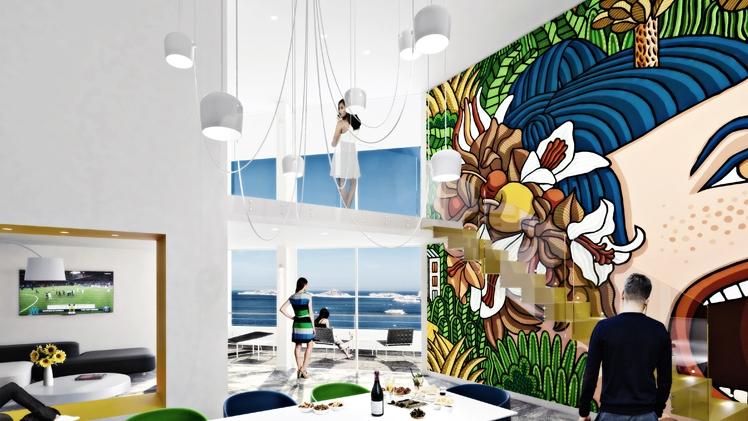NHow palm beach - suite