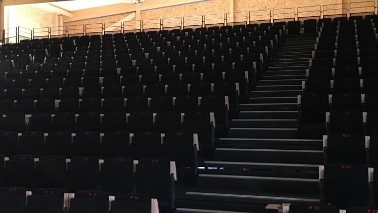 theatre des calanques fauteuil