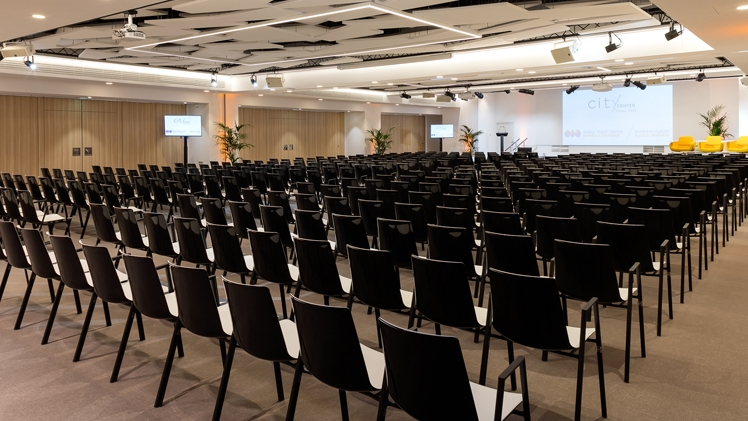 WTC auditorium