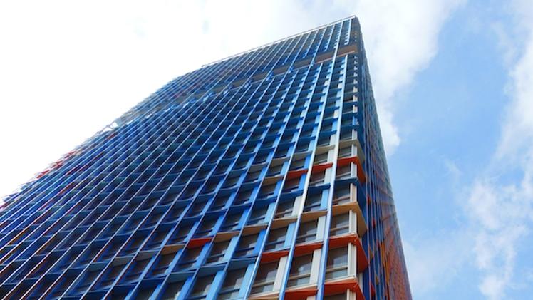 WTC sky